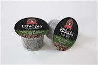 Single Serve Cups: Ethiopia Yirgacheffe Dark Roast