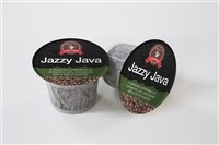 Single Serve Cups: Jazzy Java