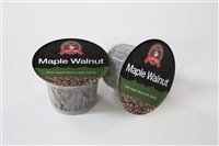 Single Serve Cups: Maple Walnut
